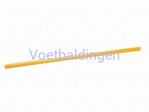 Agility Sports trainingsstang 1 meter geel