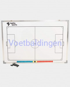 Agility Sports coachbord 60 x 90 cm